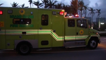 Man Hospitalized After Near Drowning in Sunny Isles