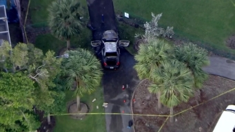 Body Found in Burned Car in North Lauderdale