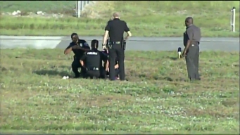 North Perry Airport Takedown