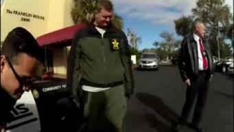 Body Cam Shows Arrest of Juanita Fitzgerald