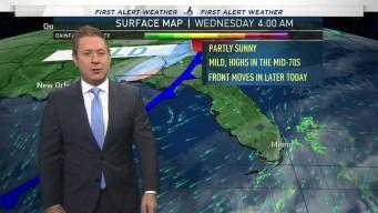 NBC 6 Web Weather - January 17th