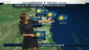 NBC 6 Web Weather - January 18th