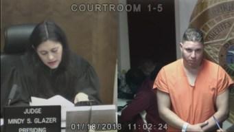 Leonardo Cabrera Appears in Bond Court