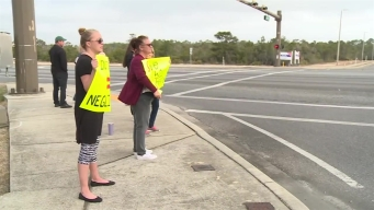 Parents Rally Against Bullying in Panama City