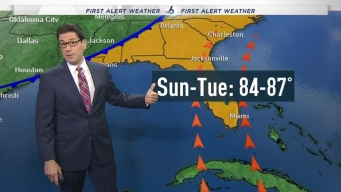 NBC 6 Web Weather - March 16th