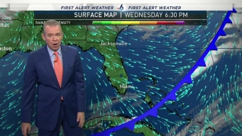 NBC 6 Evening Weather March 21