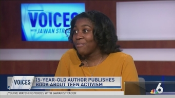 15-Year-Old Author Chanice Lee Talks About Teen Activism