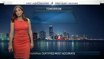 NBC 6 Evening Weather April 18