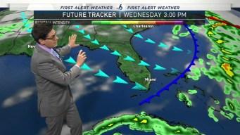 NBC 6 Web Weather - April 23rd
