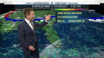 NBC 6 Web Weather - May 24th