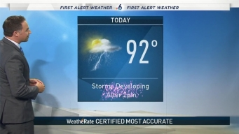NBC 6 Web Weather - July 16th