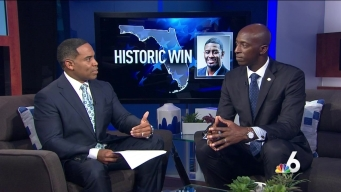 NBC 6 Voices: Miramar Mayor Reacts to Gillum's Win
