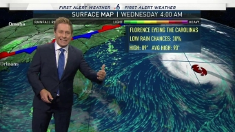 NBC 6 Web Weather - September 12th