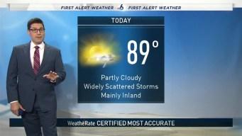 NBC 6 Web Weather - September 21st