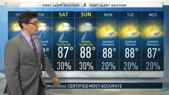 NBC 6 Web Weather - October 11th