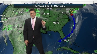 NBC 6 Web Weather - October 12th