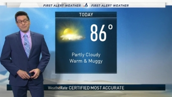 NBC 6 Web Weather - November 9th