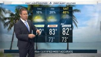 NBC 6 Web Weather - December 13th