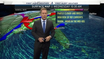 NBC 6 Web Weather - February 20th