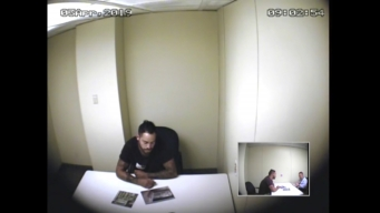 David Paneque Interrogation Video