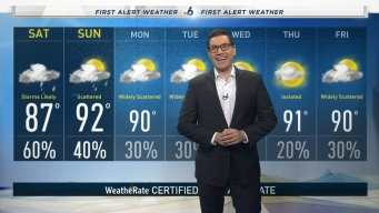NBC 6 Web Weather - September 14th Morning