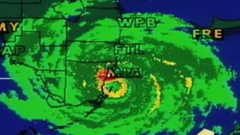 WTVJ's 70 Years of Hurricane Coverage