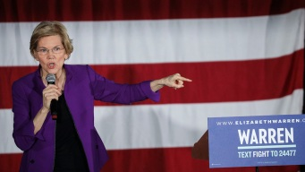 Elizabeth Warren: Facebook Proved Her Point by Removing Ads