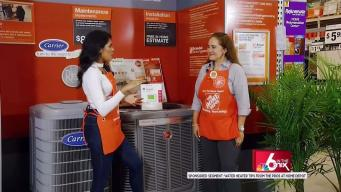 Water Heater tips from The Home Depot