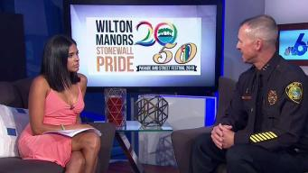 Wilton Manors Policing With Pride Patrol Unit