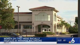 Women Claim Racial Profiling at Miramar Walgreens