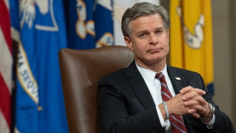FBI's Wray Dodges Questions on Mueller Report's Findings