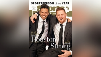 Watt, Altuve Share SI's Sportsperson of The Year Award