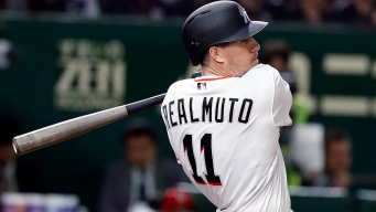 Miami Marlins, Realmuto Avoid Arbitration With $5.9 Million Deal