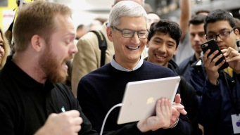 Apple Unveils Pencil Support for $329 iPad at Chicago Event