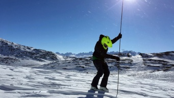 Scientists Seek US Backcountry Skiers to Measure Snowpack