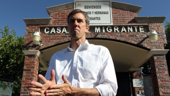 O'Rourke Visits Mexico, Meets Turned Away US Asylum Seekers