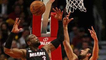 Wade: Knee Injury 'Frustrating At Times'