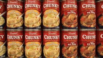 Campbell's to Remove BPA From Soup Cans