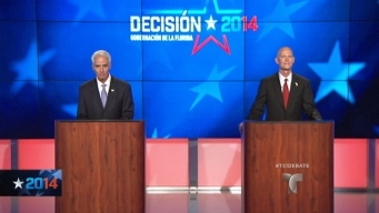 Scott and Crist Locked in a Dead Heat: Poll