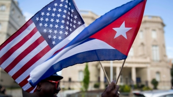 US, Cuban Officials Meeting to Discuss Human Trafficking