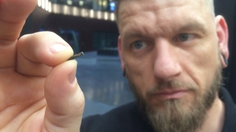 Cyborgs at Work: Employees Getting Implanted With Microchips