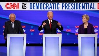 Fact Check: Dems Debate on Guns, Syria, Health Care