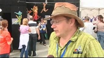 Coconut Grove Arts Festival Under Way Until Monday