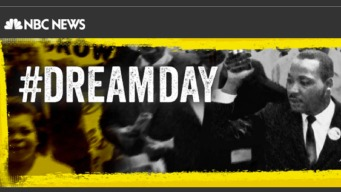 Celebs, Leaders Reflect on #DreamDay