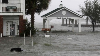 At Least 5 Dead as Florence Drenches the Carolinas