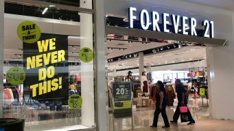 Map Shows the Forever 21 Stores That May Close by Year's End