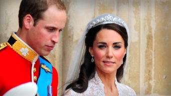 Bride Wows in Stunning Burton Gown