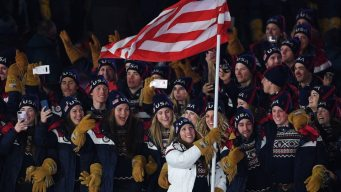 Get an Olympian's-Eye View of the Opening Ceremony