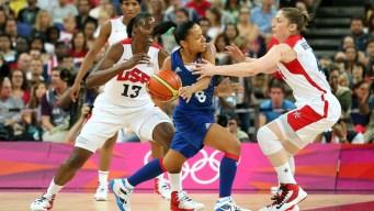 USA Women's Basketball Gets Gold