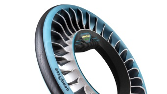 Goodyear Unveils Flying Car Tire Concept